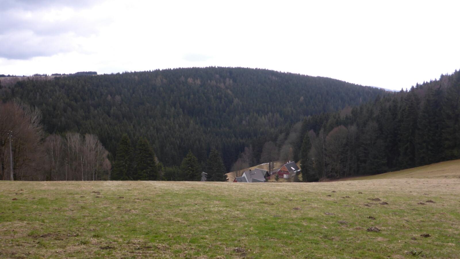 Haus meiner Kindheit in Klingenthal