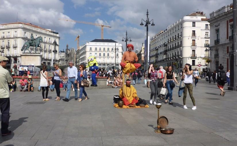 Madrid – Kurztrip in die spanische Hauptstadt
