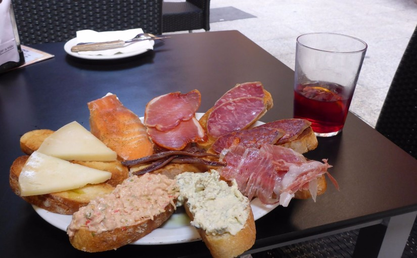 Leckere Tapas in Madrid