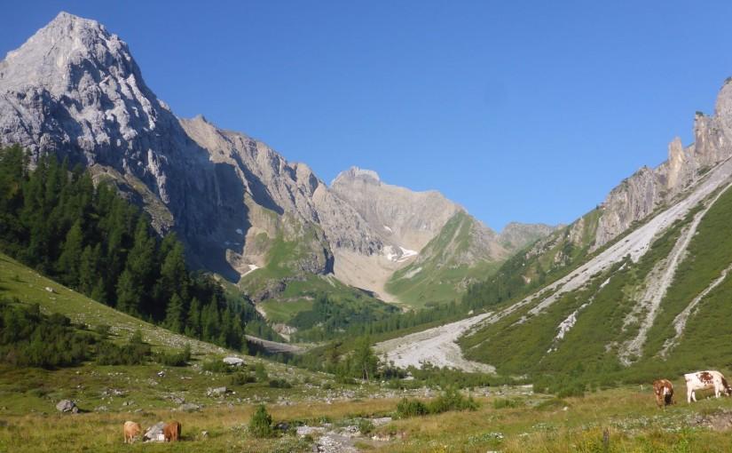 Alpenüberquerung – Zu Fuß von Deutschland nach Italien