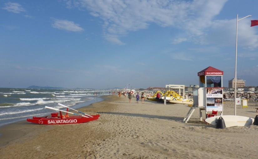 Rimini & Gabicce Mare – Sonne, Meer und ein Raub