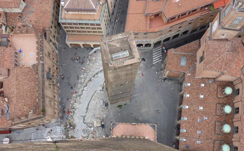 Bologna – ein ganz schiefer Turm