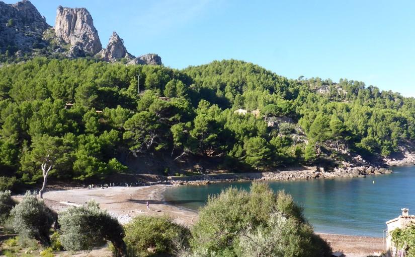 Cala Tuent – Einsame Bucht in den Bergen