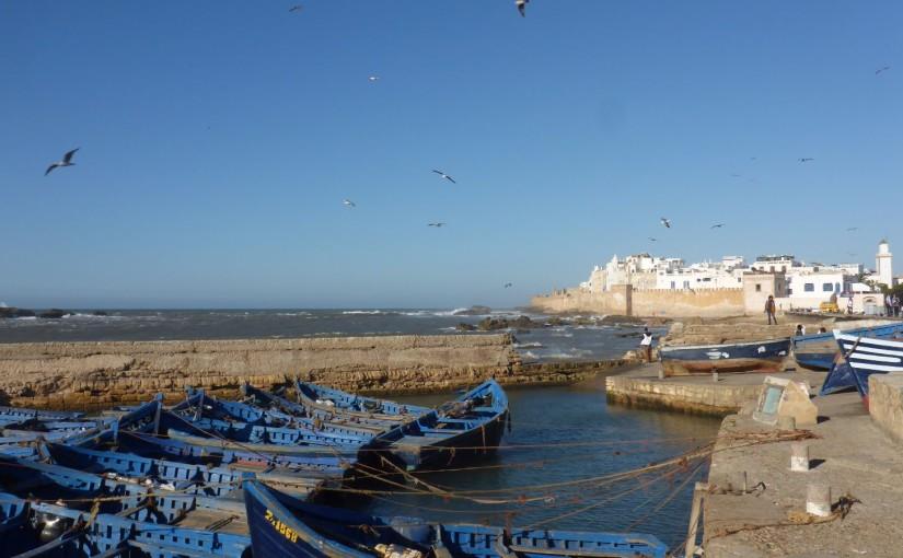 Essaouira – Stürmische Brandung
