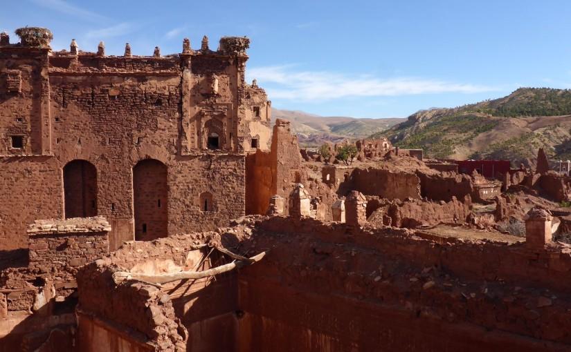 Telouet – Plötzlich auf einer Berber-Hochzeit