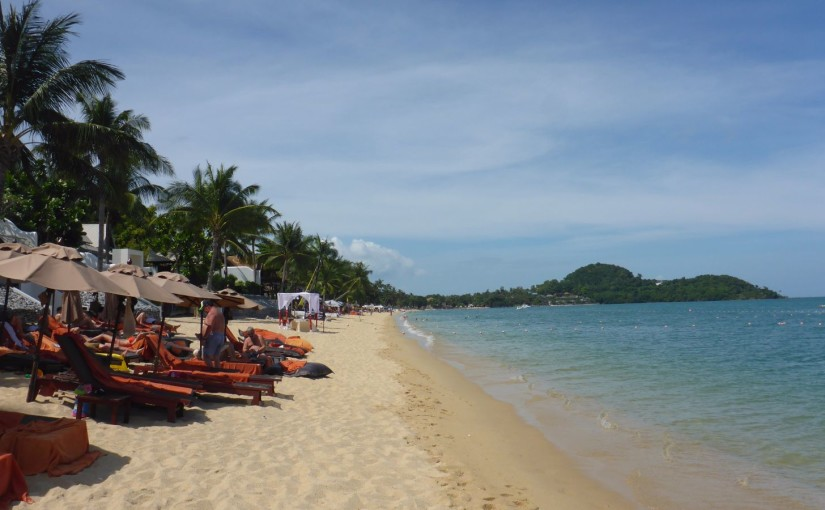 Strand von Bo Phut (Ko Samui)