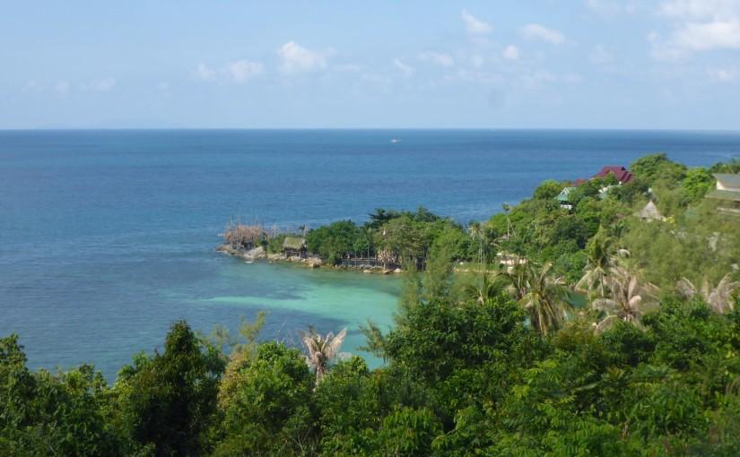 Ko Phangan – Paradiesstrand und ein Unfall