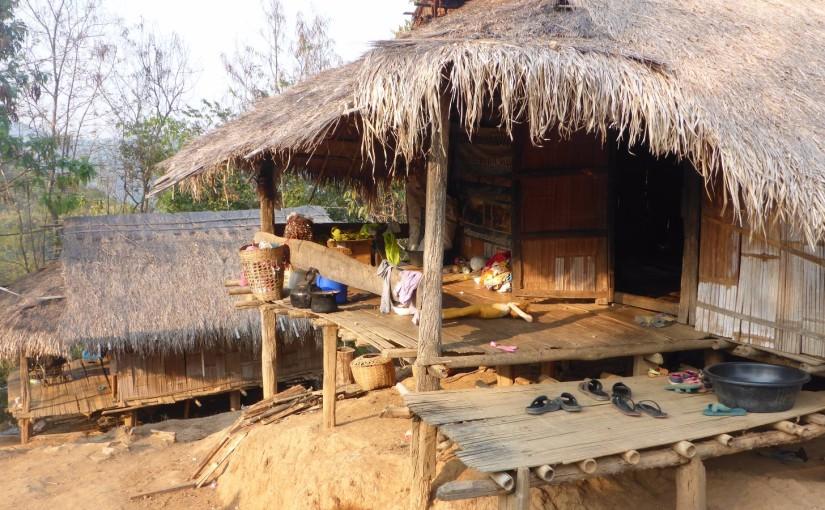 Jabusee – Homestay im Lahu Dorf