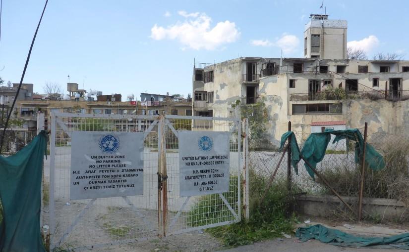 Nikosia – Die geteilte Stadt