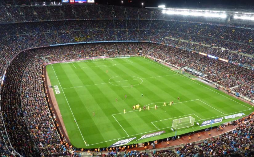 Barcelona – Zu Besuch bei Messi und Neymar