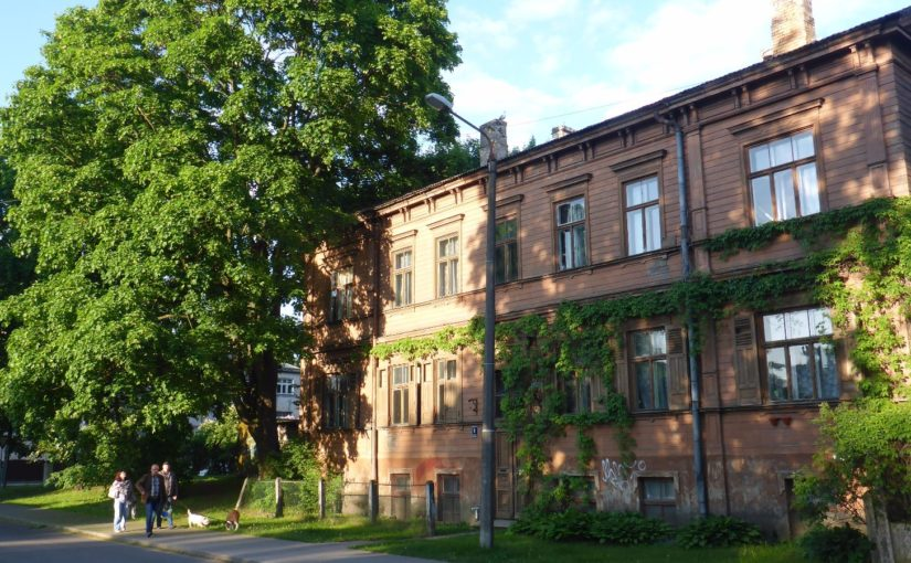 Riga – Mein zweiter Frühling