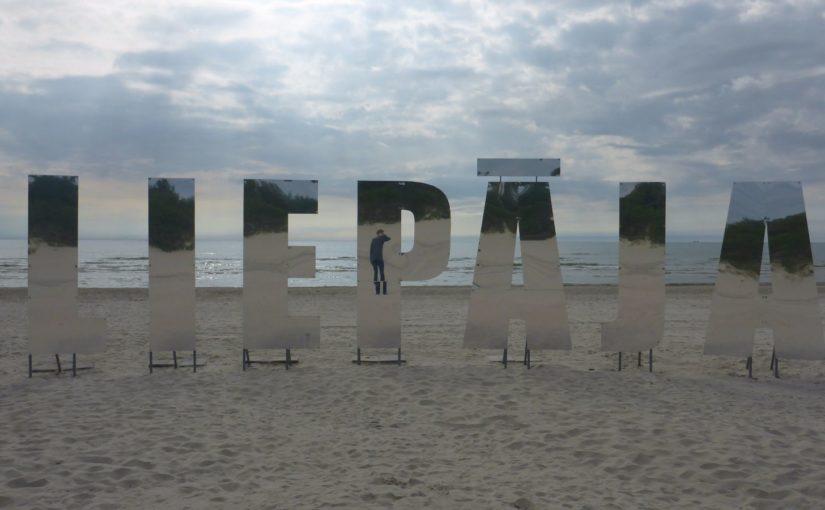 Liepaja – Die erste Strandparty