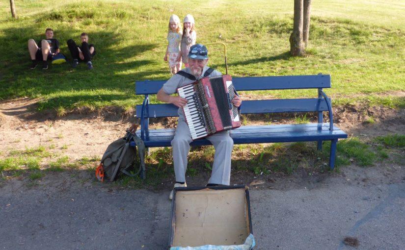 Klaipeda – Party auf Litauisch