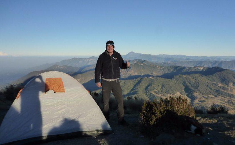 Guatemala – Vulkane, Ruinen und eine schöne Begegnung