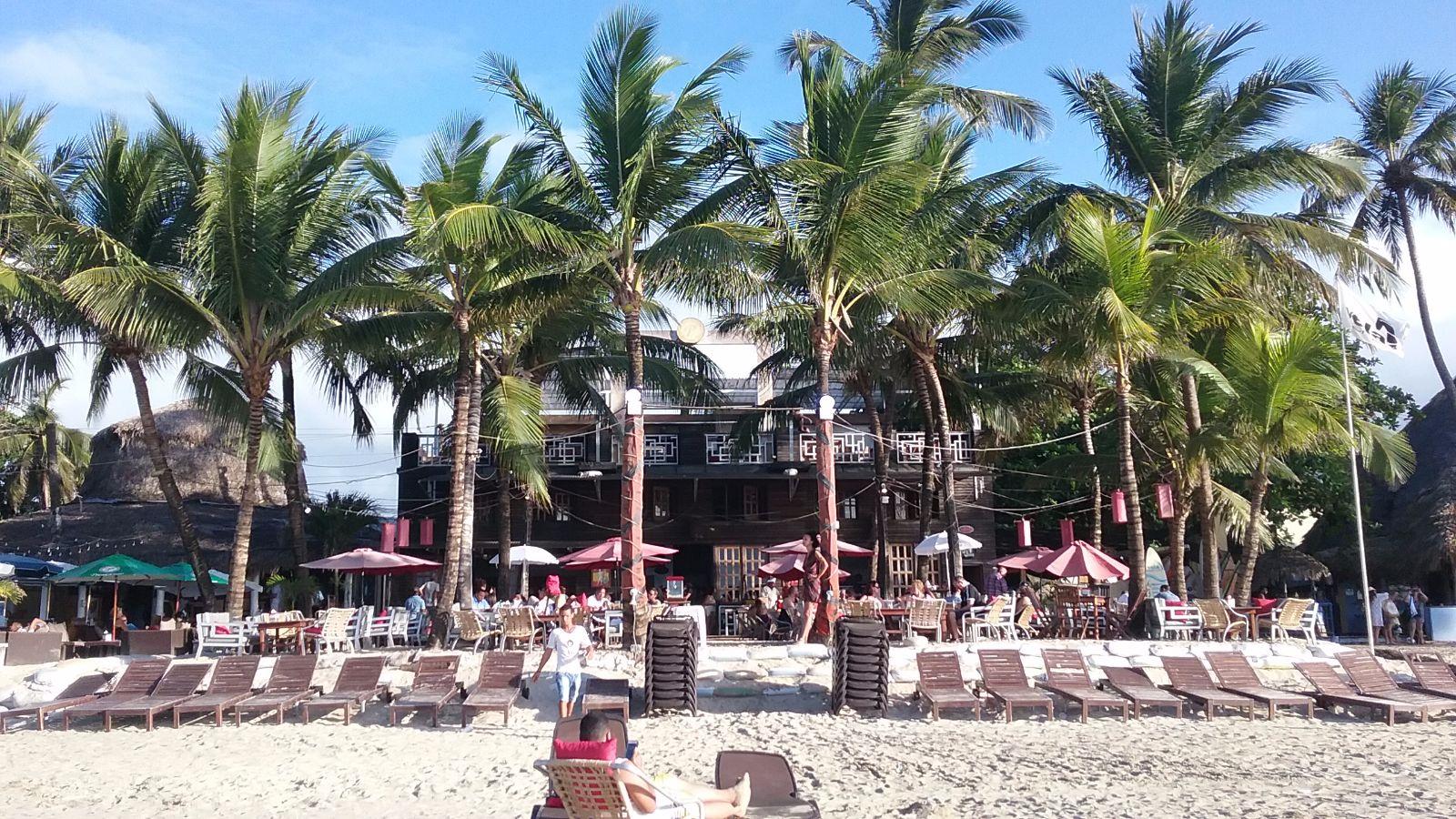 Strand von Cabarete