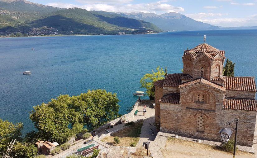 Mazedonien – Atemberaubender Ohridsee